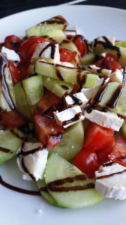 5 lazy day meal ideas - salad