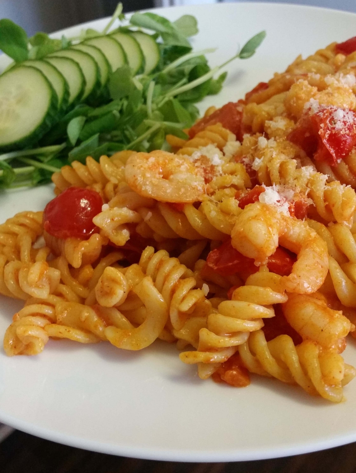 5 lazy day meal ideas - pasta