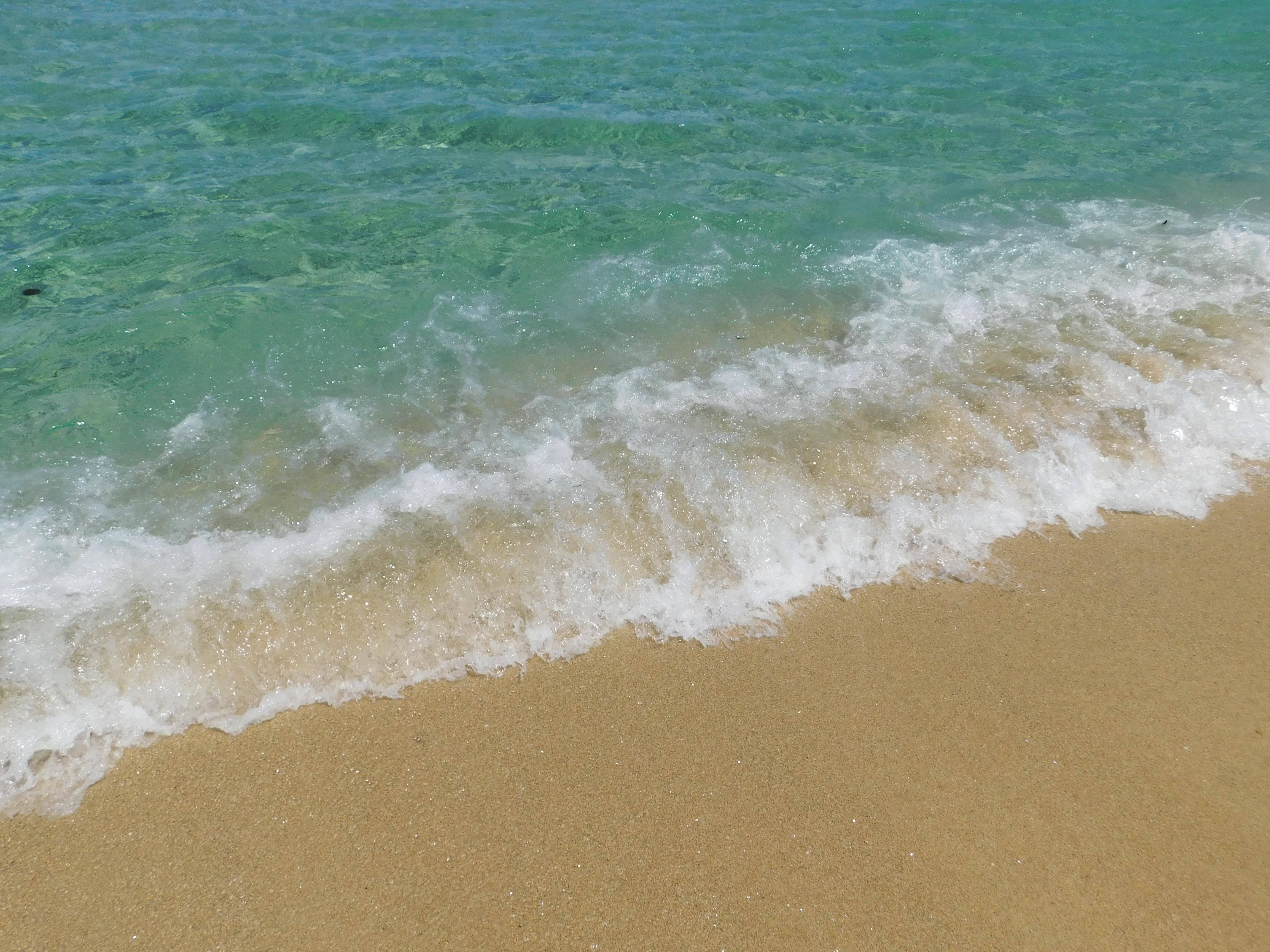 Sardinia Sea wave