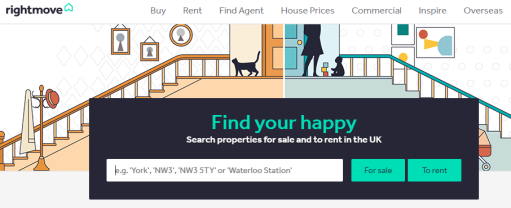 How to find a new flat - Rightmove