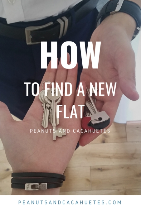 How to find a new flat