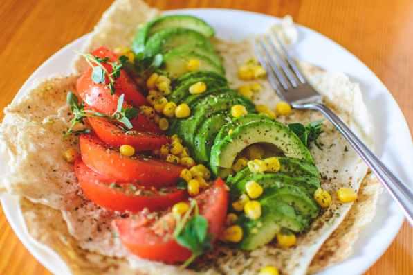 5 lazy day meal ideas - Wrap