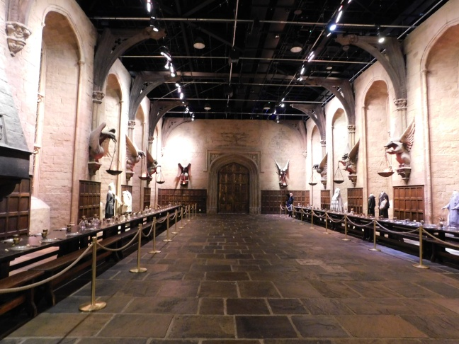Harry Potter studio tour - what to expect - entrance