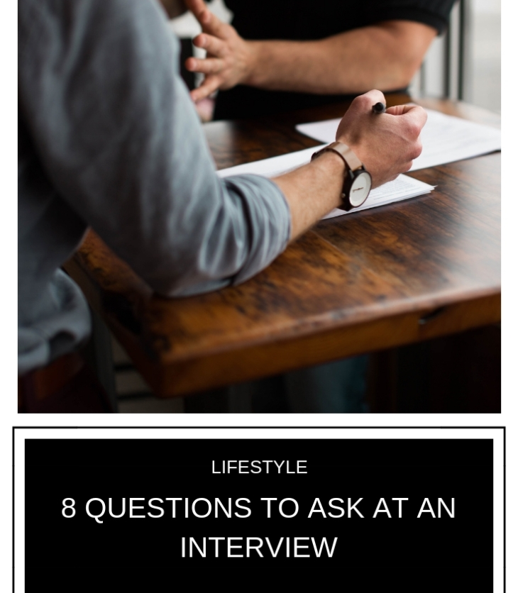 8 questions to ask at an interview