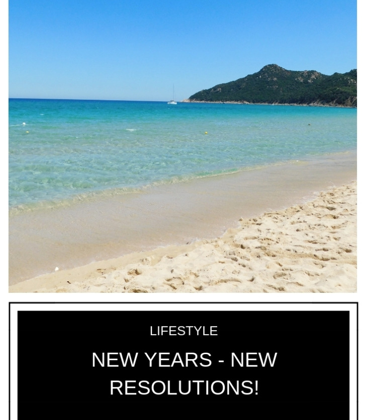 New Year - New Resolutions - Traveling