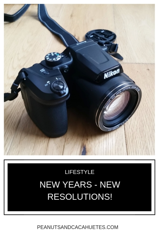 New Year - New Resolutions 2 - Photography