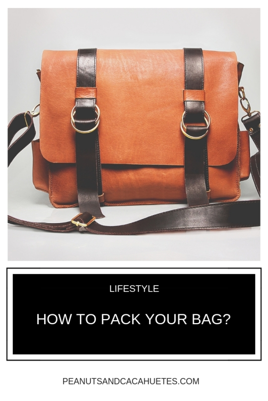 How to pack your bag_ 1