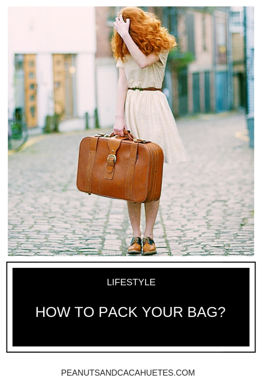 How to pack your bag_ 2